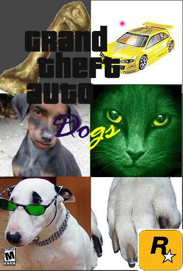 ����� Grand Theft Auto Dogs ������� ����������� ������������ ��������� Rockstar Games.
