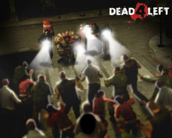 Dead4left - Left 4 Dead