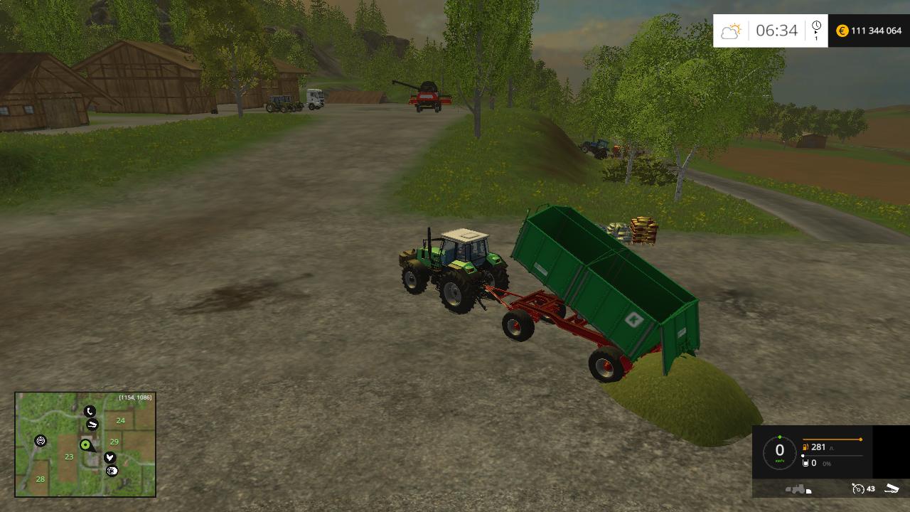 HeapTipTrigger v 15.0.2 - Farming Simulator 15 Мод, Скрипт