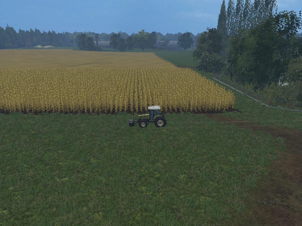 Карта деревня Максимовка v 1.1 FIX - Farming Simulator 15