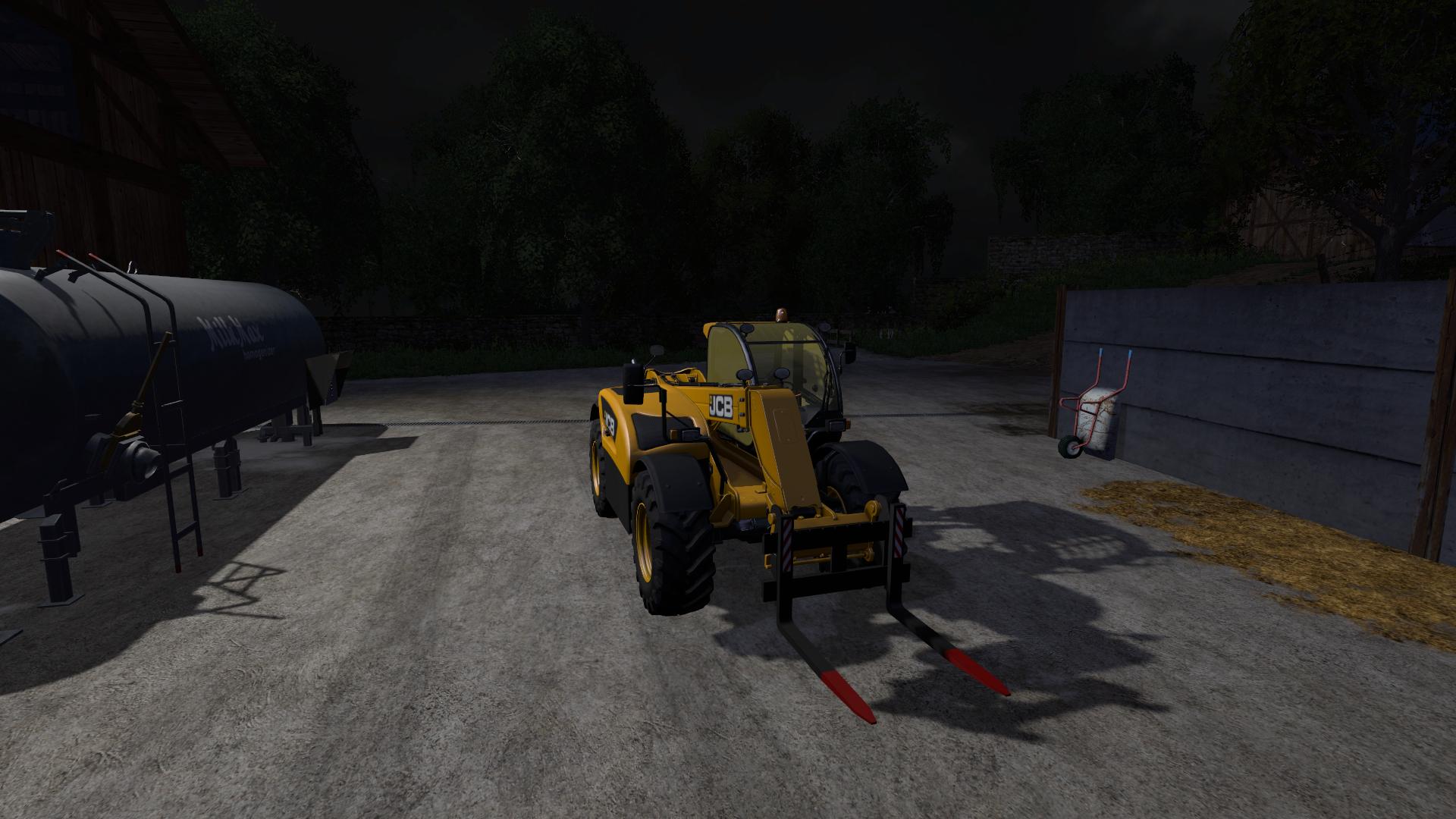 Устал работяга - Farming Simulator 15 Farming Simulator 15
