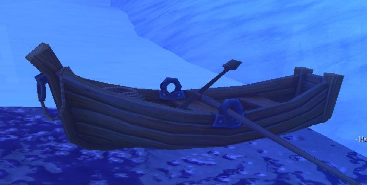 Лодка - Allods Online