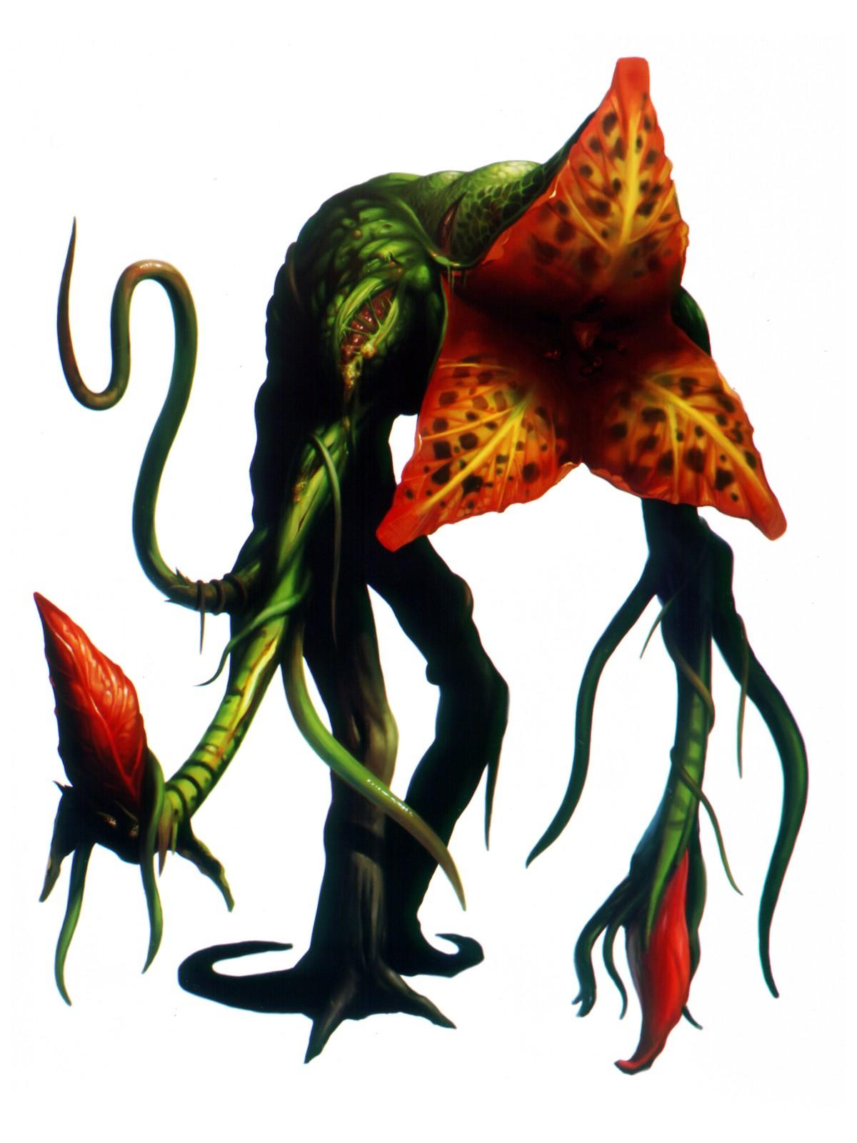 RE2 Concept veronica plants.jpg - Resident Evil 2