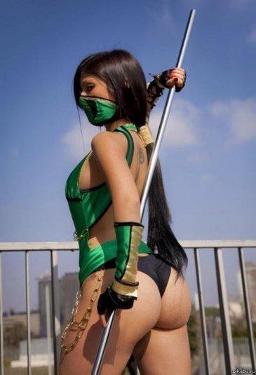 Jade - - девушки в играх, Косплей