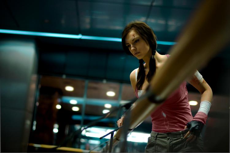 Элли Лэнгфорд из Dead Space 2 - - девушки в играх, Косплей