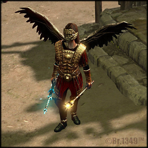 Screenshots by ©Br.1349™ - Path of Exile
