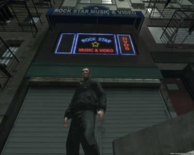 1 - Grand Theft Auto 4