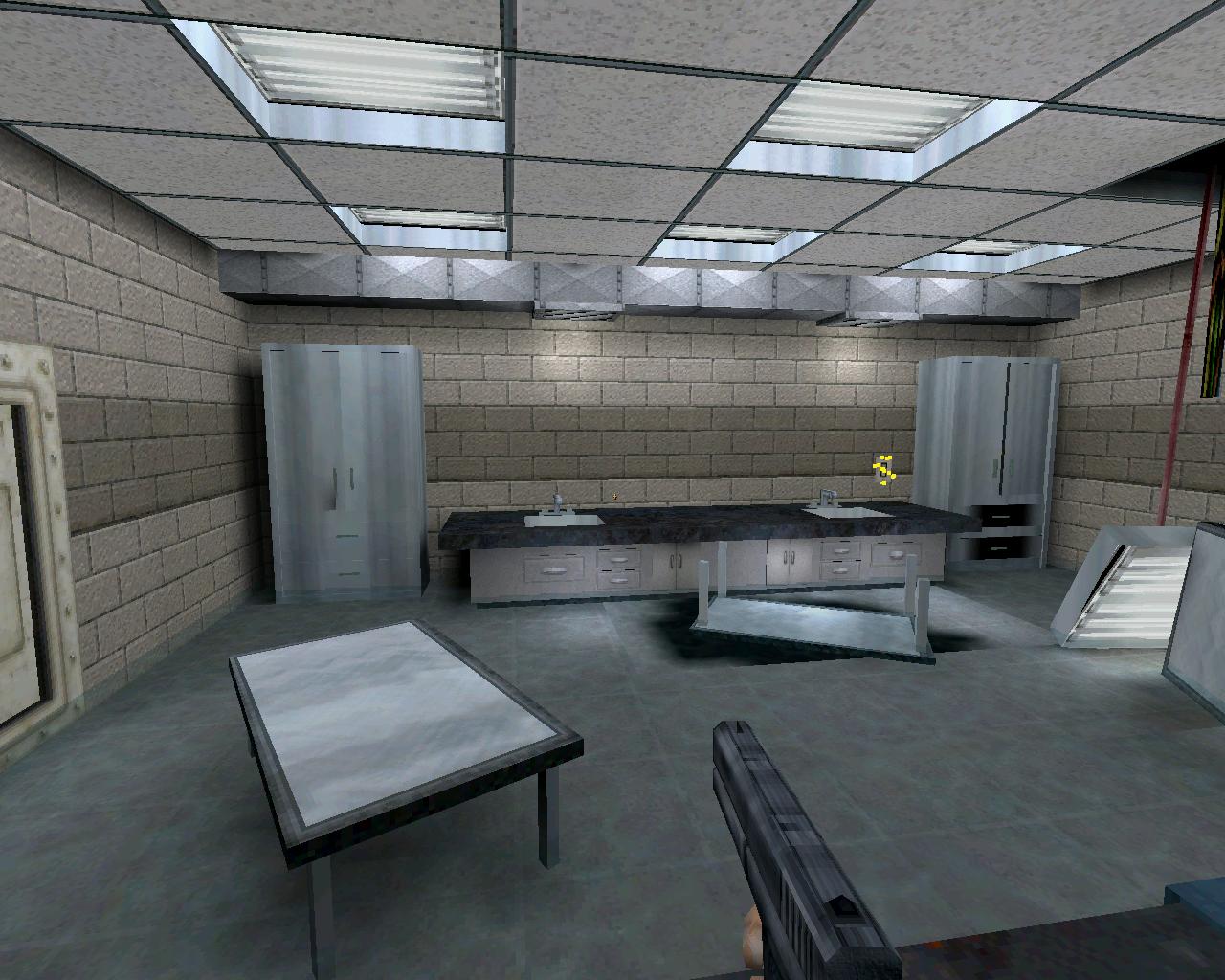 Альфа - Half-Life c1a1b
