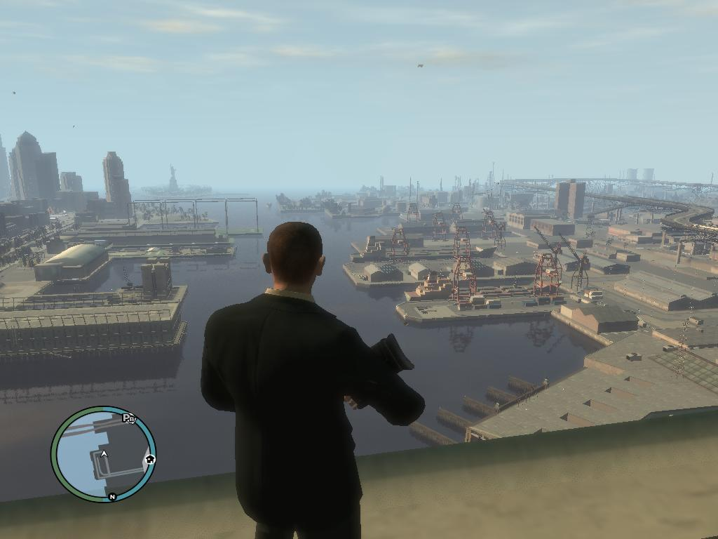 16 - Grand Theft Auto 4