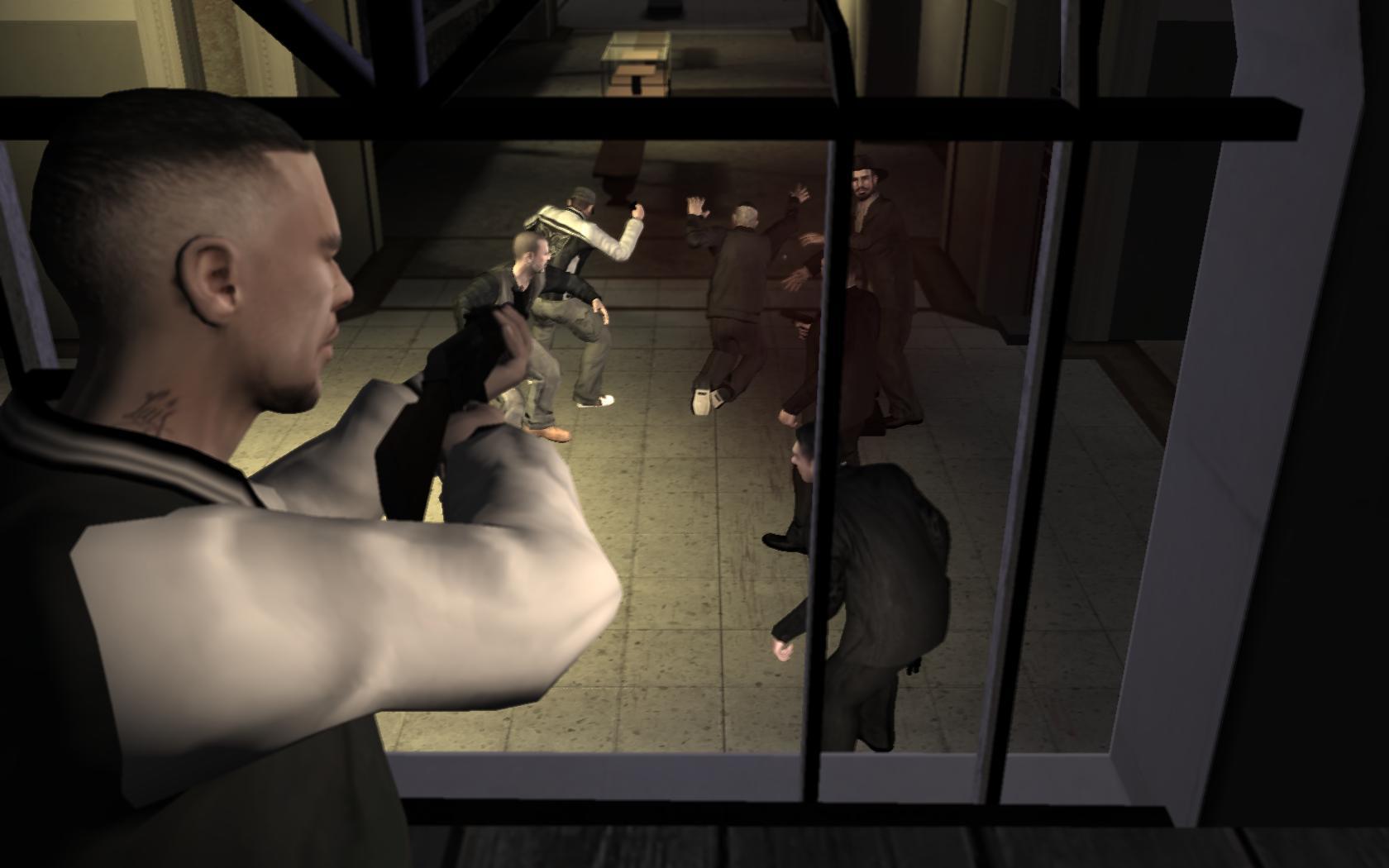 Луис - Grand Theft Auto 4