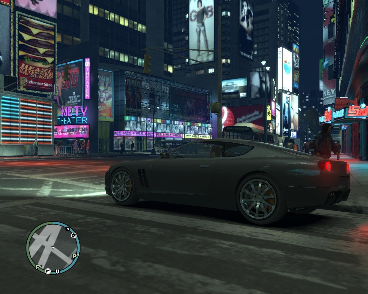 серб в большом городе - Grand Theft Auto 4
