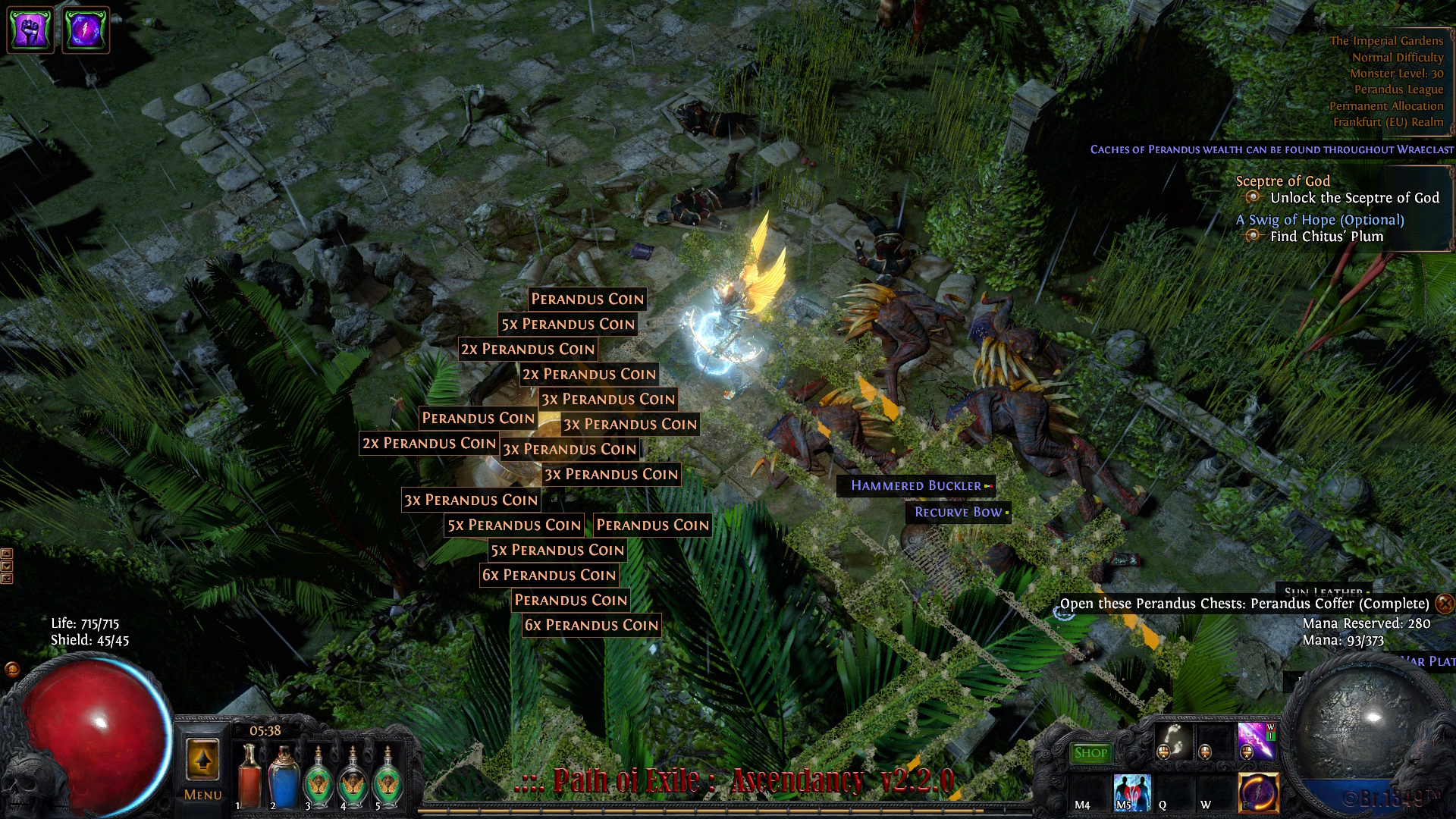 Screenshots by ©Br.1349™ - Path of Exile Online RPG, PoE