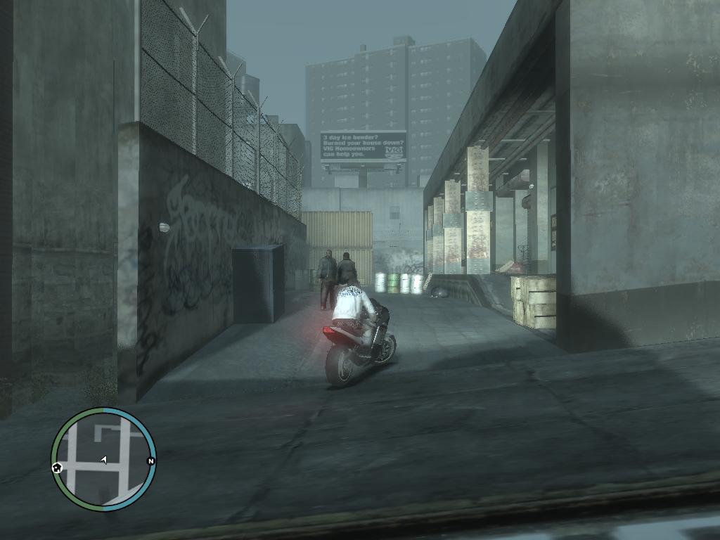 Ответ34 - Grand Theft Auto 4