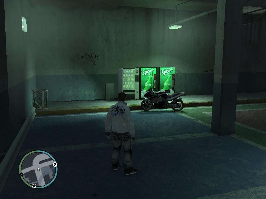 Ответ35 - Grand Theft Auto 4