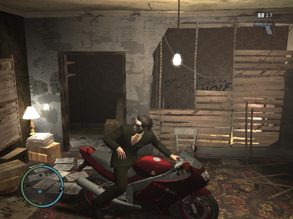 key - Grand Theft Auto 4