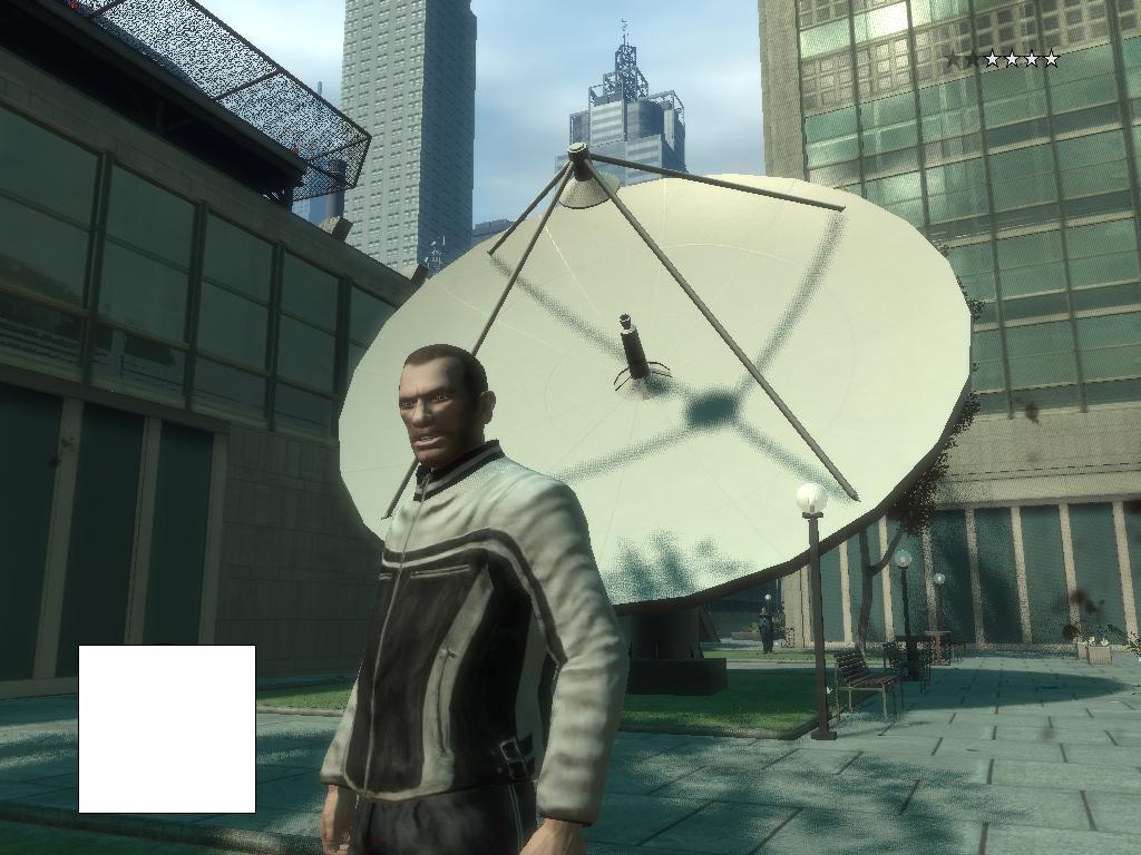 question - Grand Theft Auto 4