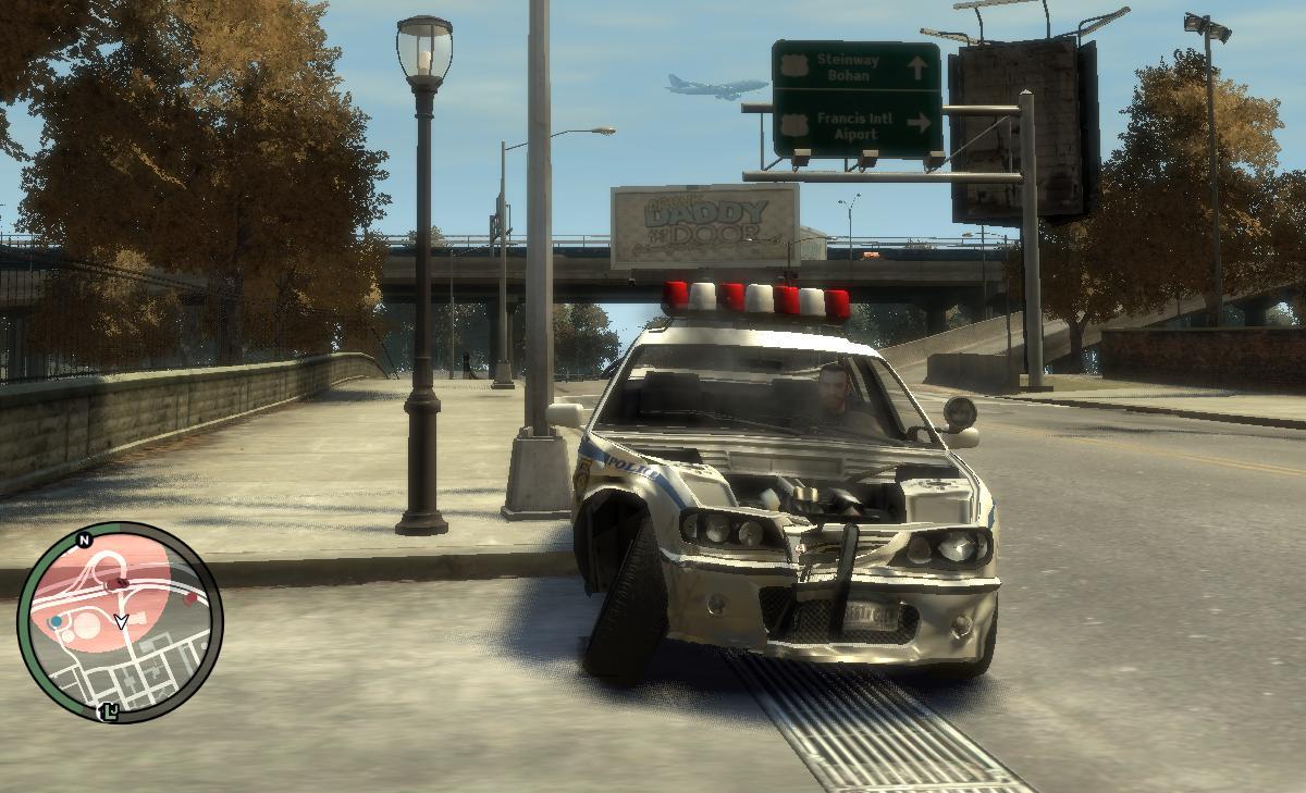 Police - Grand Theft Auto 4