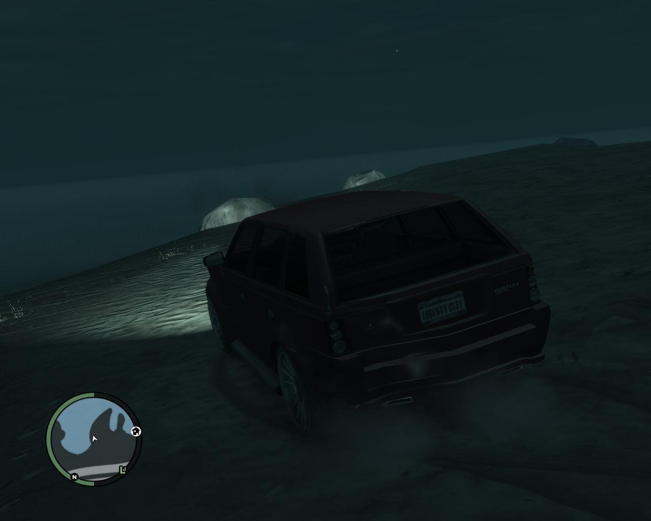 Range Rover - Grand Theft Auto 4