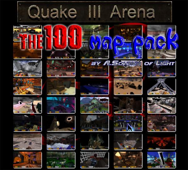 Скачать quake 3 arena карты.