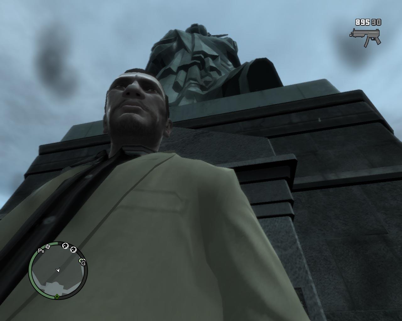 GTA IV 1 - Grand Theft Auto 4