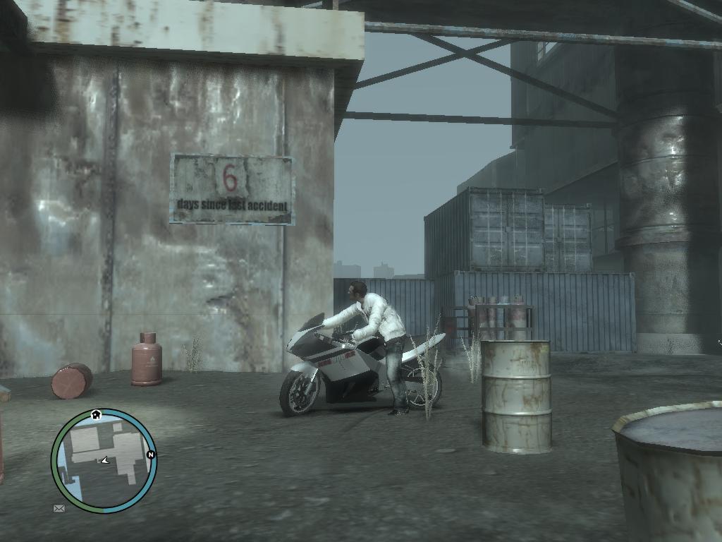 Ответ37 - Grand Theft Auto 4