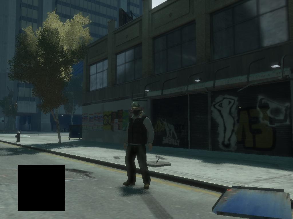 Задание38 - Grand Theft Auto 4
