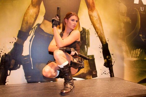 AlisonCarroll - - девушки в играх, косплей
