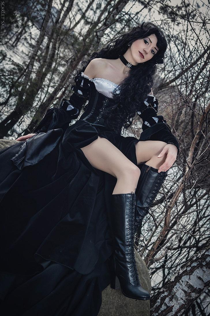 Йеннифер - - косплей