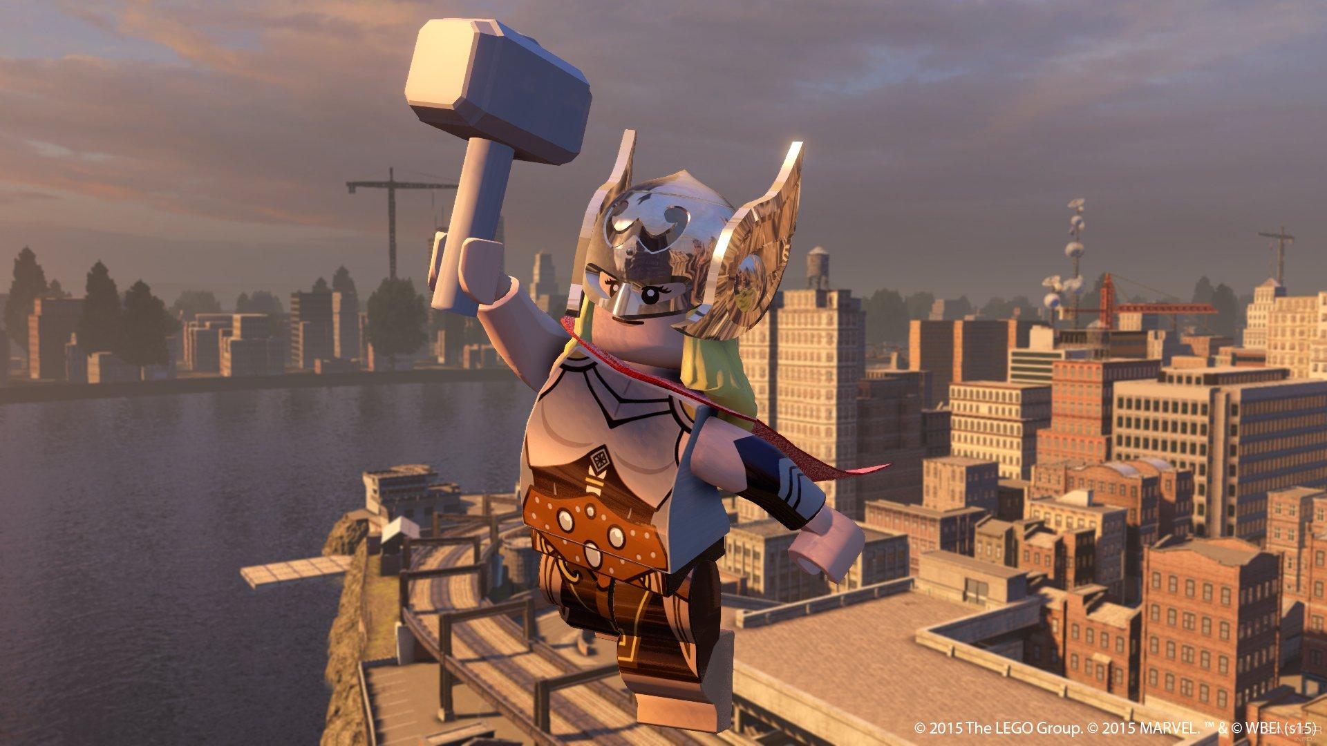 Iron Man - LEGO Marvel's Avengers LEGO Marvel Super Heroes