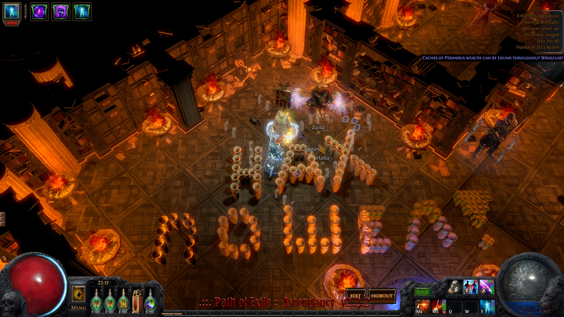 PathOfExile 2016-04-11 My HideOut.jpg - Path of Exile