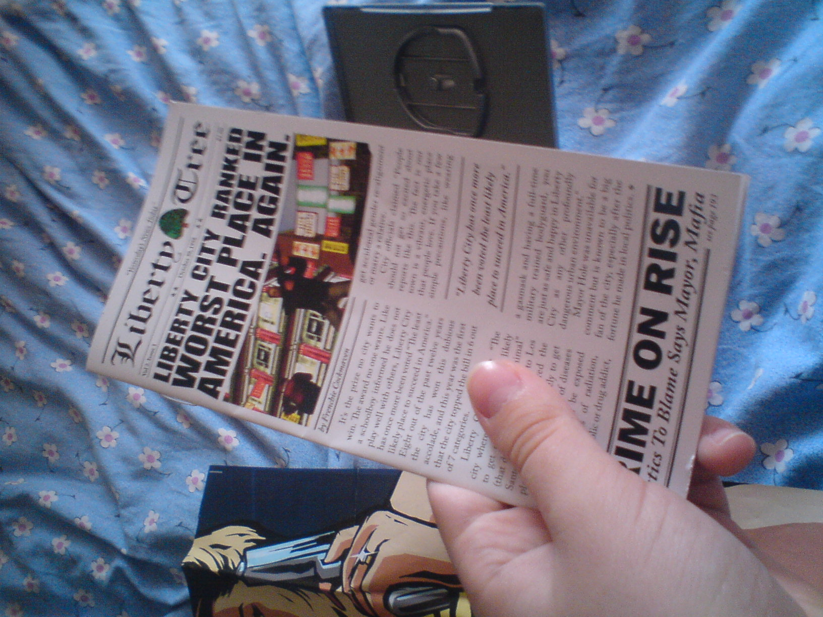 Всякое Г. - Grand Theft Auto 3 дл
