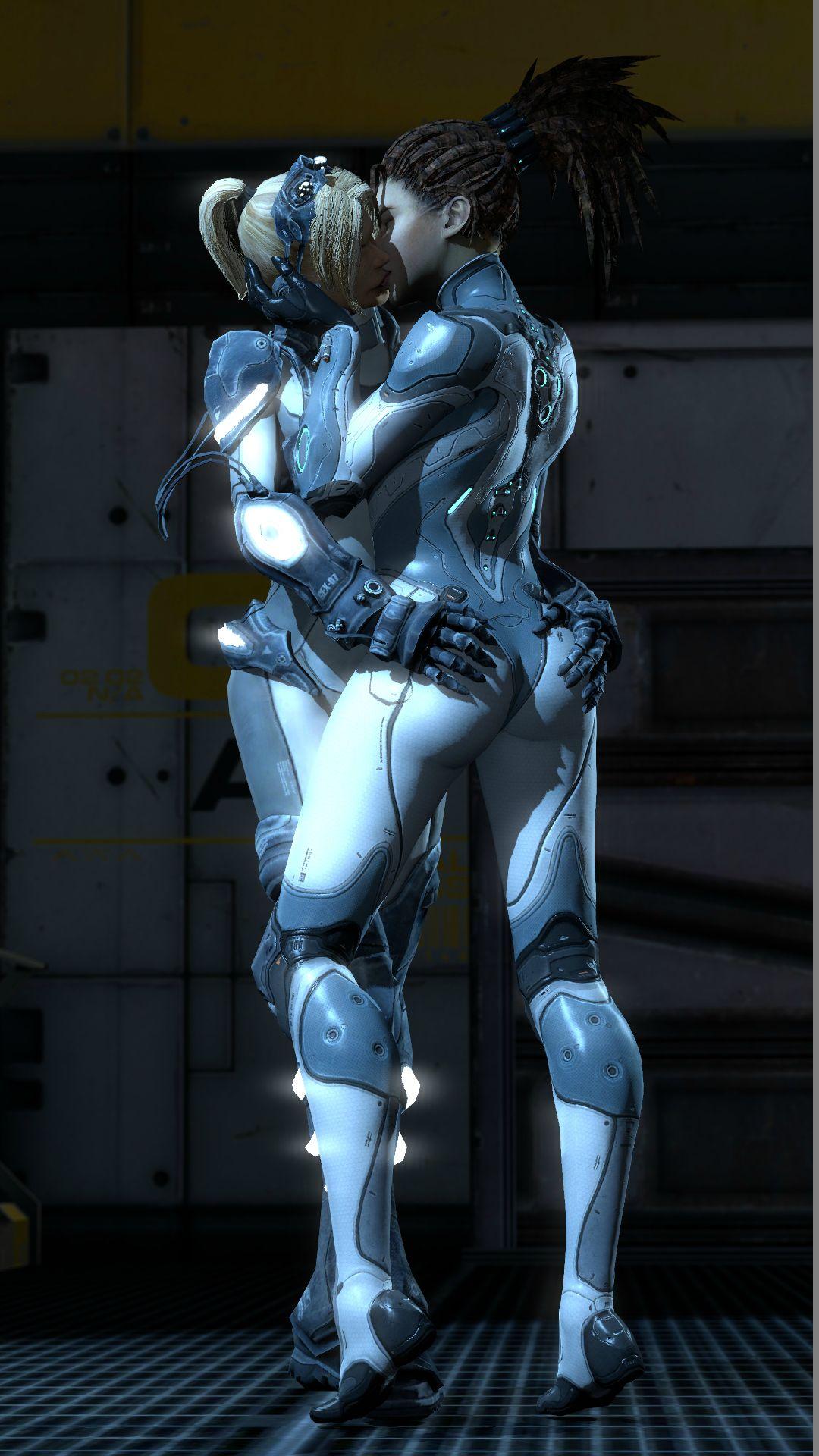 Starcraft sarah kerrigan human