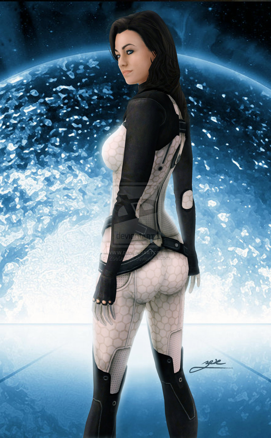 Mmm ASS - Mass Effect 3