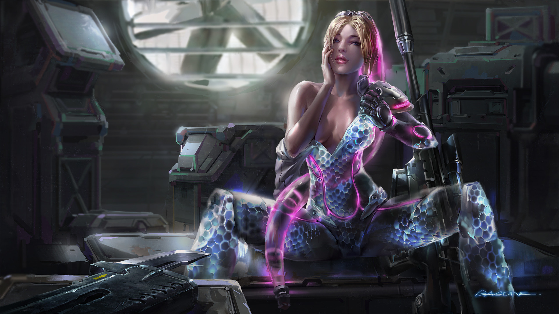 Starcraft nova pics