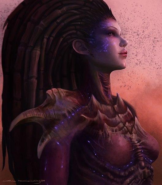 Сара Кериген - StarCraft 2: Wings of Liberty Сара, Сара Кериген