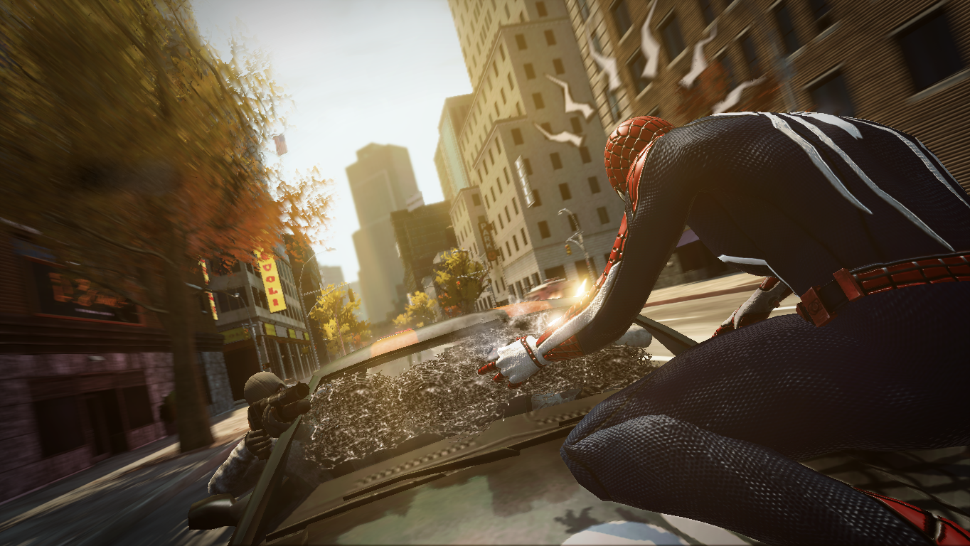 #SPIDERMANPS4 - Amazing Spider-Man, the
