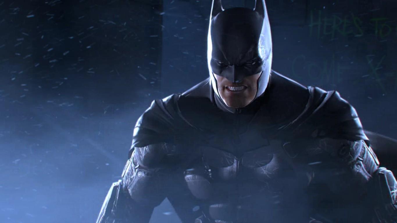 batman arkham origins - HD1366×768