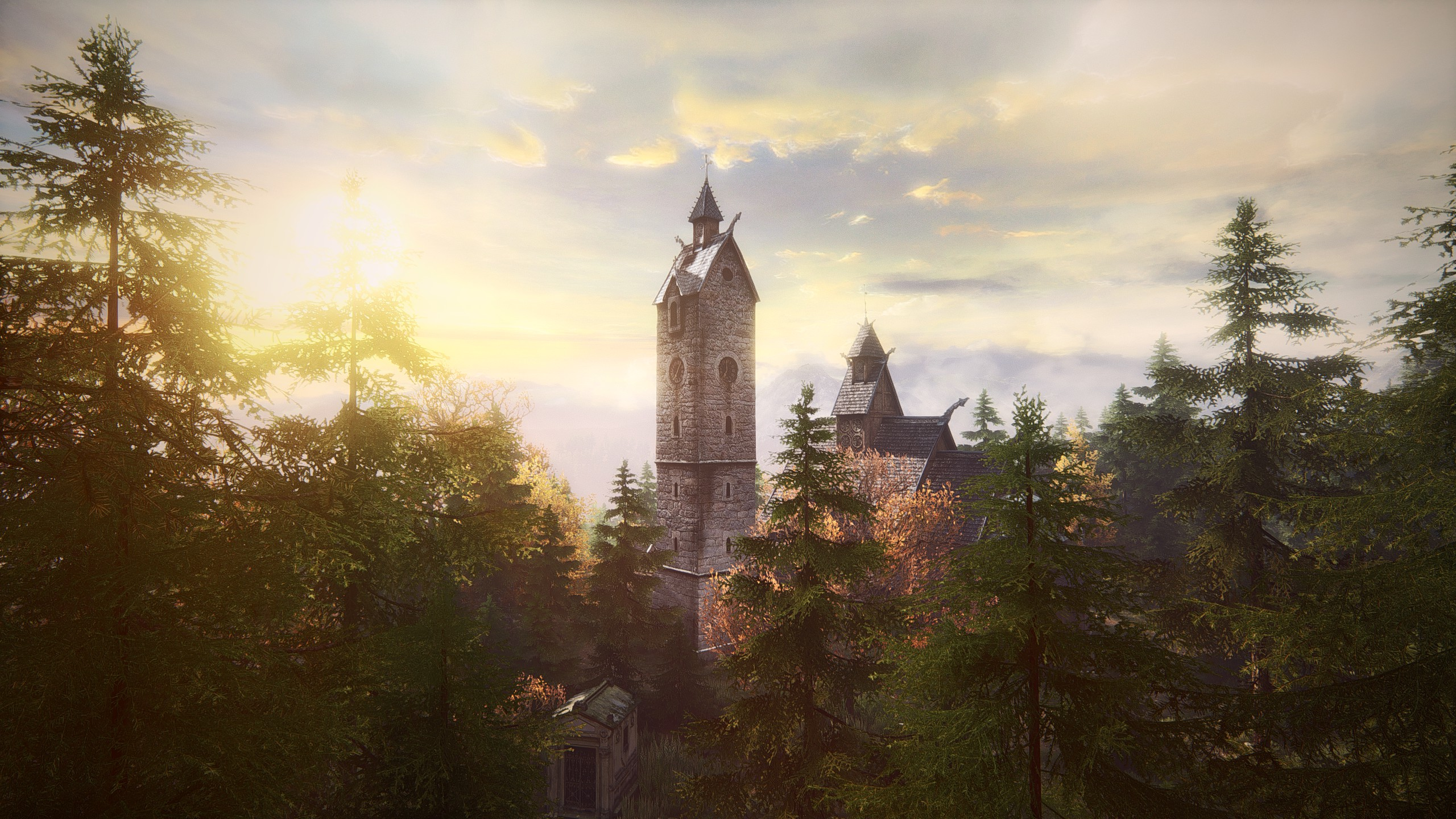 The Vanishing of Ethan Carter - Redux - Vanishing of Ethan Carter, the Redux, SweetFX