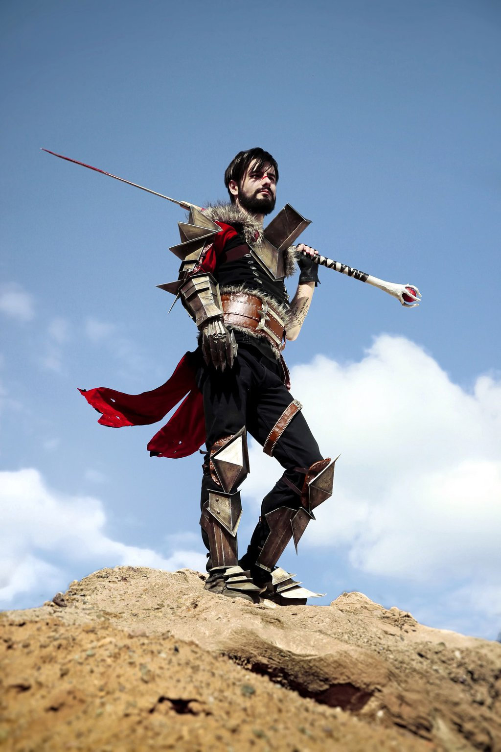 Хоук-DA-персонажи-Dragon-Age-фэндомы-3140503.jpeg - Dragon Age 2 Dragon Age cosplay, Хоук