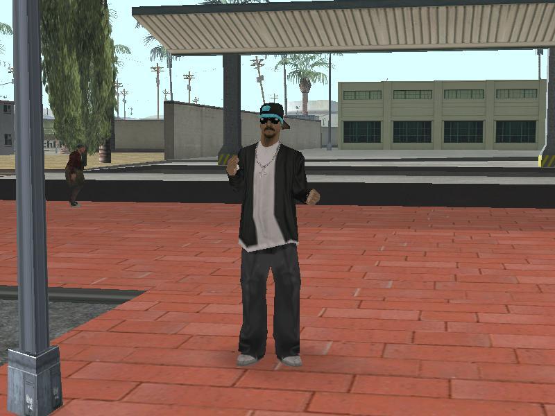 ацтек - Grand Theft Auto: San Andreas gta sa