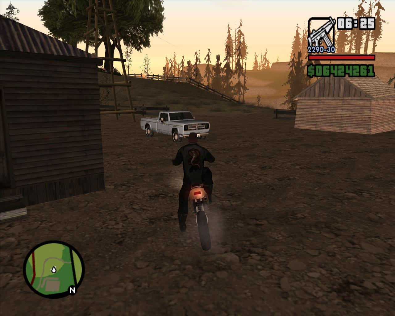 солдер - Grand Theft Auto: San Andreas
