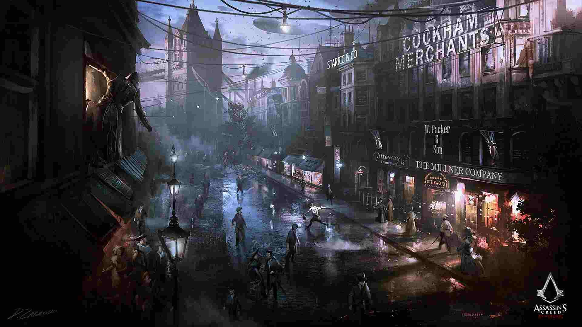 londo assassins creed syndicate - HD1332×850
