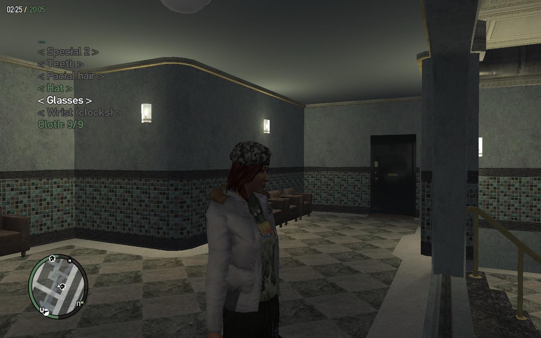 Берет - Grand Theft Auto 4