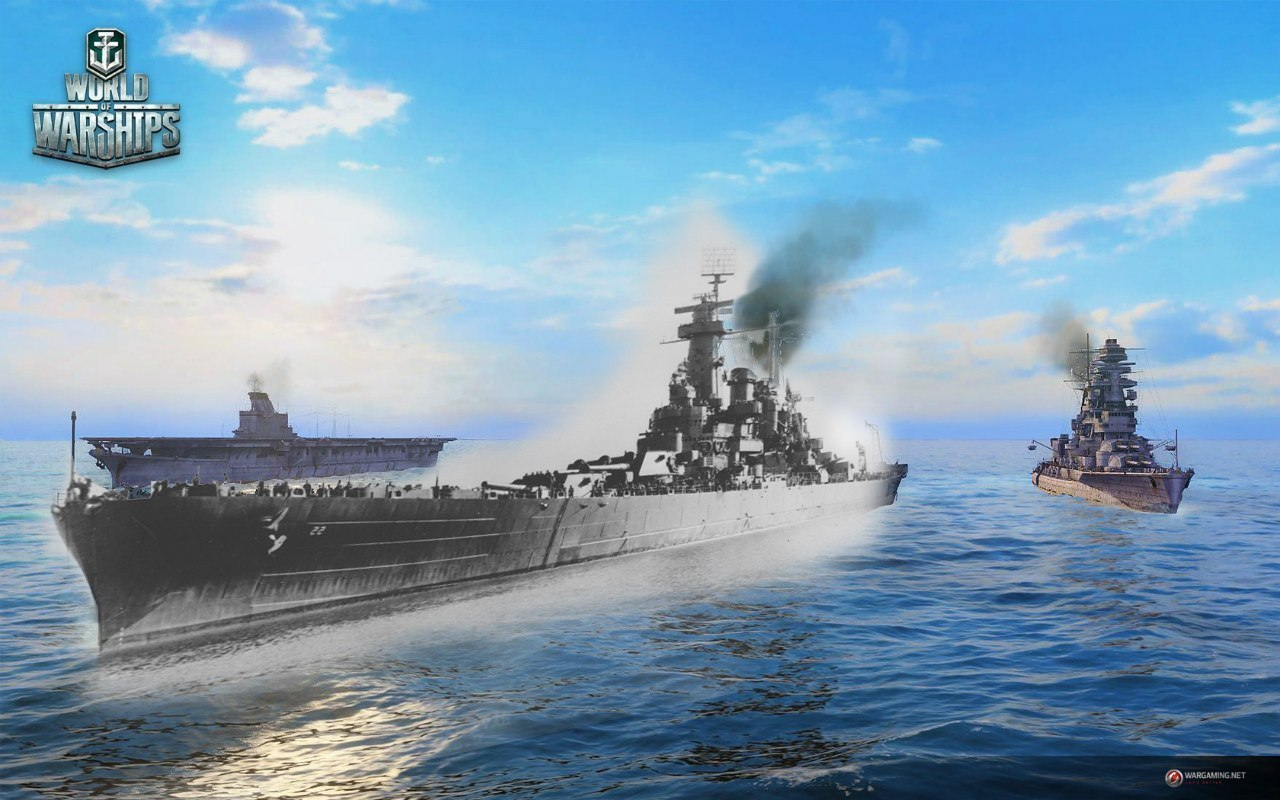 вот так - World of Warships