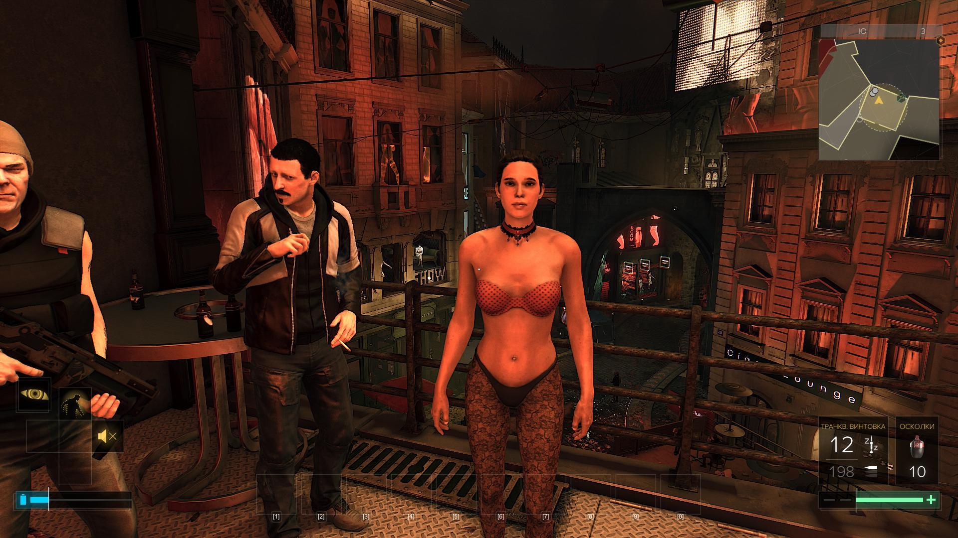 в deus ex revolution проститутки human