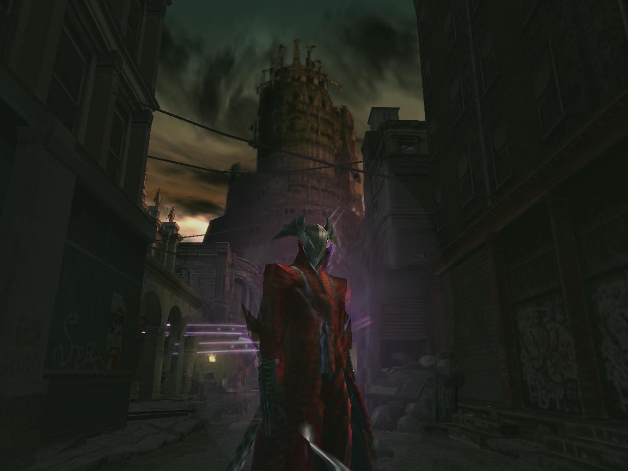 Данте занимается сексом с вергилием в аду в игре dmc