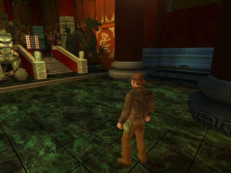 Скриншоты нахождения артефактов - Indiana Jones and the Emperor's Tomb