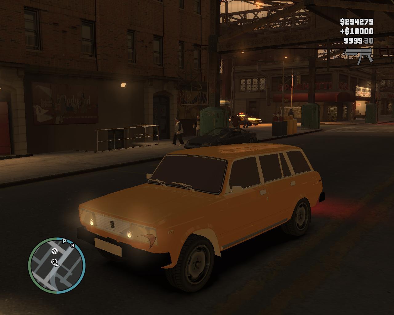 ваз - Grand Theft Auto 4
