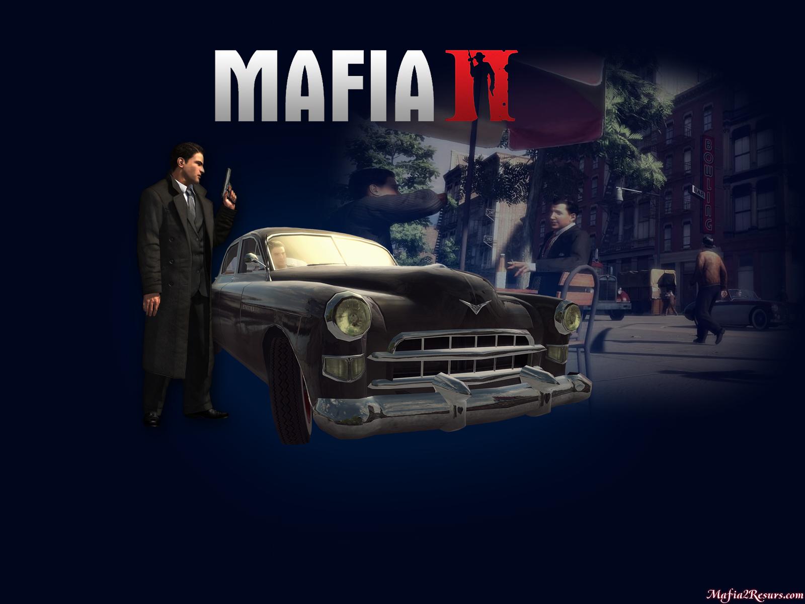 Обои Mafia 2 №2 - Mafia 2