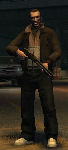Нико Белян - Grand Theft Auto 4